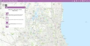 maps  lake county il