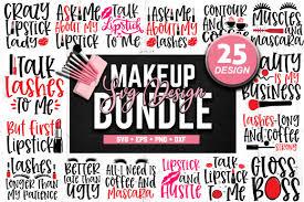 Add more svg or create variants for existing ones. Makeup Svg Design Bundle Graphic By Subornastudio Creative Fabrica Design Bundles Svg Design Makeup Designs