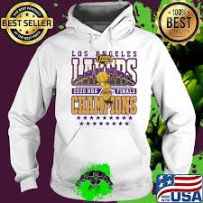 All the best los angeles lakers gear, lakers nba champs appare. Los Angeles Lakers 2020 Nba Final Champions Shirt Hoodie Sweater Long Sleeve And Tank Top