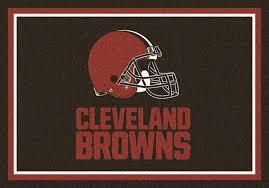 cleveland browns area rug nfl team spirit area rug