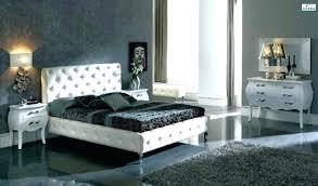 faux leather bedroom furniture – Shreyasr