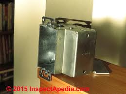 electrical box types & sizes for receptacles when wiring how to wire a double outlet in the middle of a run at Gang Box Wiring