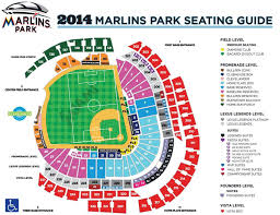 Marlins Stadium Seating Chart Furniture Cool Nats Stadium Seating For Enjoy Watching Game