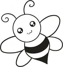 Small Picture How to draw how to draw a bee for kids Hellokidscom