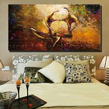 handpainted figures picture modern abstract oil painting on canvas wall art for home decoration by top jyj artist no framed in painting calligraphy from