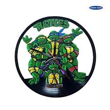 Ninja Turtle Bedroom Decor Online Get Cheap Turtle Wall Clock Aliexpresscom Alibaba Group