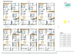 plans 4 unit apartment building best of 5 multi philippines house floor plan designs modern
