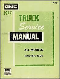 1977 chevrolet and gmc medium duty c50 c60 c65 wiring diagram GMC 6500 Truck Gmc 1975 6500 Wiring Schematics #46