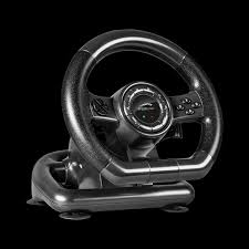 Купить <b>Руль</b> для PC <b>Speed</b>-<b>Link BLACK BOLT</b> Racing Wheel (SL ...