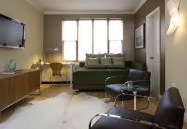 Attractive Modern Furniture Design For Small Apartment Showcasing - Vintage studio apartment design