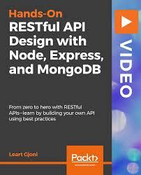 Api Design Best Practices Restful Api Design With Node Express And Mongodb Video