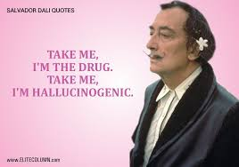 Salvador Dali Quotes Gorgeous Salvador Dali Quotes 48 EliteColumn