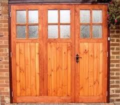 garage door wicket pedestrian door