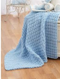 Yarnspirations Patterns Mesmerizing Yarnspirations Bernat Waffle Texture Baby Blanket Patterns