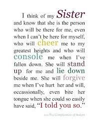 Sister Love Quotes Custom Sister Love Quotes Download Free Best Quotes Everydays