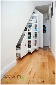 Furniture Storage Solution Under The Stairs Solutions