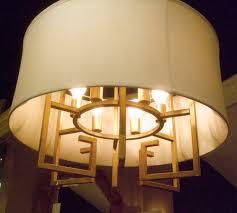 Regina Andrew Designs Le Chic Chandelier Gold Leaf 16 1023GL