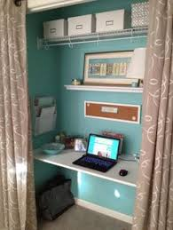 office in closet ideas. 18 small closet makeovers turned office transformation and minimalist in ideas