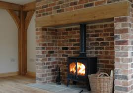 Wood Stove Living Room Design Fireplace Designs For Log Burners Home Design Ideas