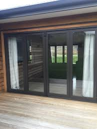 freefold bi fold doors maximise opening space even further the door folds right around to sit flush with the exterior wall optimising your view and your
