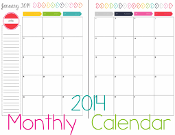 23 Images Of Printable Two Month Calendar Template