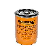 Generac Oil Filter 90 Logo Orng Can 070185es 90mm High Capacity 30 More Filter