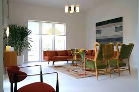 mid century modern area rugs style round outdoor
