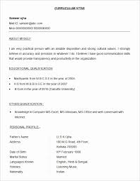 new format of cv resume address format new sample format resume curriculum vitae