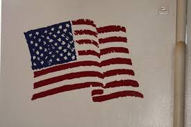 american flag vinyl wall art on patriotic vinyl wall art with patriotic wall decals american flag