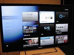 sony google tv. sony hdtv with google tv