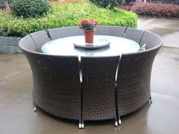 large round glass top dining table round table patio furniture terrific waterproof patio furniture covers for large round glass top dining table
