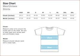 American Sweatshirt Size Chart Tararrel Sons Size Chart