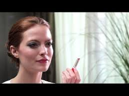 new garden escape spring makeup application video from clarins