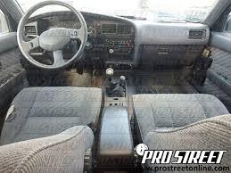 1994 toyota pickup stereo wiring diagram not lossing wiring diagram • toyota 4runner stereo wiring diagram my pro street rh my prostreetonline com 1984 toyota pickup wiring