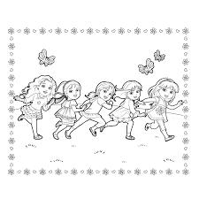 Leuk Voor Kids Dora Met Haar 4 Vriendinnen