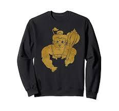 Amazon Com The Supreme Being Lord Hanuman Sweatshirt Clothing