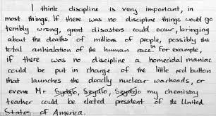 ideas collection discipline essays letter template com ideas collection discipline essays letter template