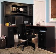 home office l shaped desks. perfect l shaped desk with hutch home office to apply interesting black colored chair desks
