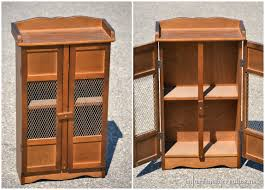 pottery barn cabinet knock off
