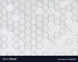 Layered Background Transparent Layered Background With Hexagons Vector Image