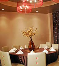 the howlett private dining room at lucy restaurant edy works south denver colorado