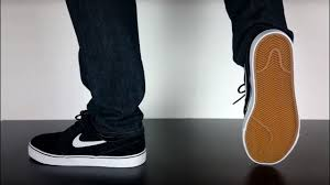 Nike Sb Stefan Janoski Shoes Black White Gum Light Brown Nike Sb Stefan Janoski Og Black White Gum Light Brown 833603 012