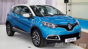 Renault Captur CKD now on sale in Malaysia, same spec, cheaper at ...