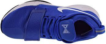 Nike Pg 1 Wolf Grey Cool Grey Light Brown Gum Nike Mens Pg 1 Basketball Shoe