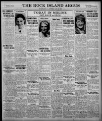 The Rock Island Argus from Rock Island, Illinois on October 22, 1936 · 13