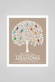 gift for grandmother mother s day gift custom family tree grandma and grandpa family tree personalized grandpa gift grandma gift by