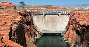 Lake Powell Water Level Chart Glen Canyon Dam Water Operations Uc Region Bureau Of
