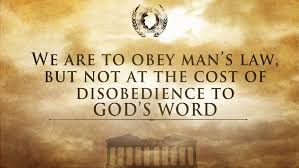 Image result for acts 5:29