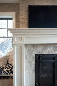 bathroom fireplace wall tile patterned stone tiles