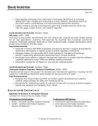 Security Resume Custom Information Security Analyst Resume Example Httpresumesdesign